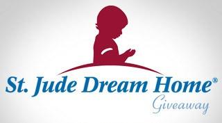 St jude Main Logo Dream Home2013