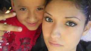Boy fire death mom
