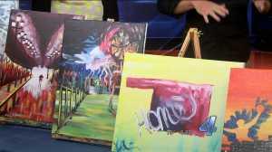 Emily paintings
