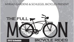 Moon bike ride