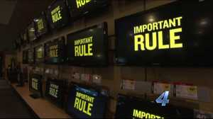 TV important rule