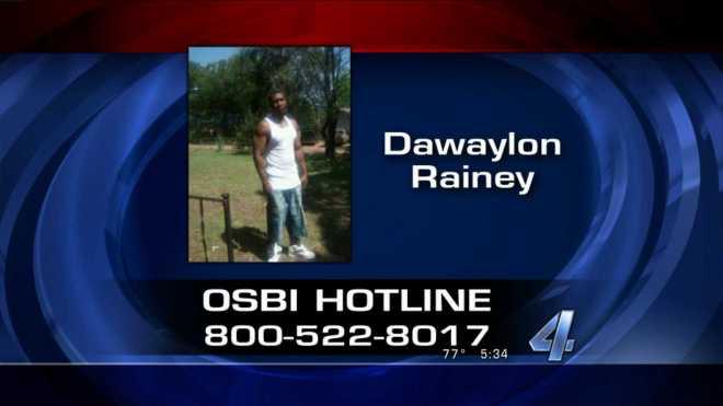 Hugo murder suspect Rainey