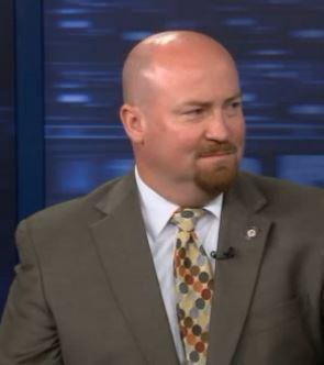 Oklahoma State Representative Joe Dorman
