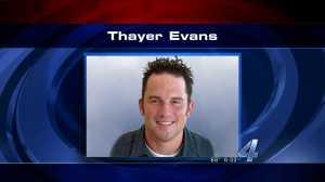 Thayer Evans OSU