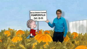 Lucas Linus at Pumpkinville
