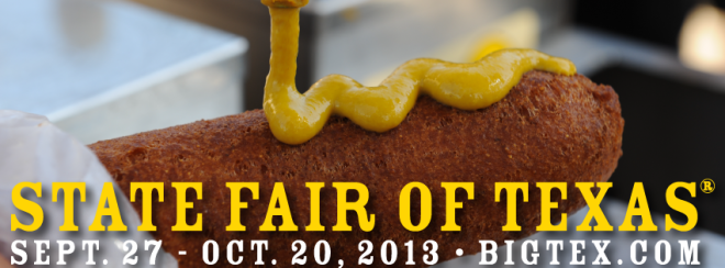 TX Fair Fletcher's Corndogs