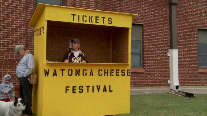 Watonga Wine Cheese Festival