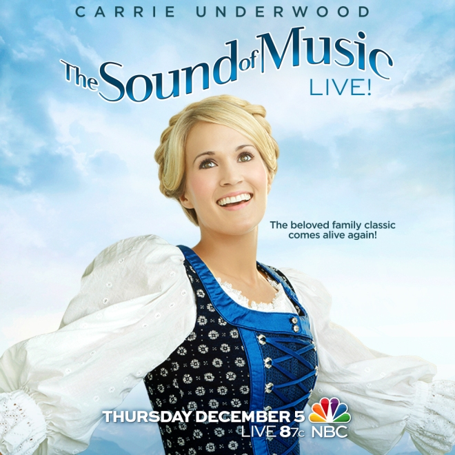 The Sound of Music Facebook Wall Image