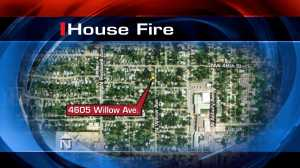 willow house fire