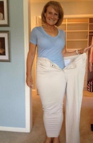 Weight loss photo unfit for Facebook CNN