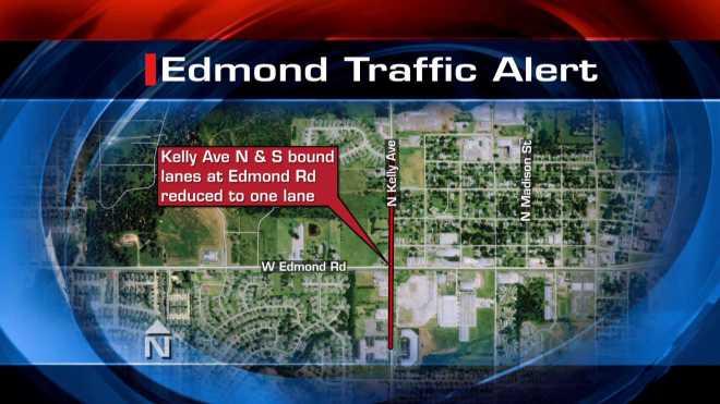 Edmond traffic alert