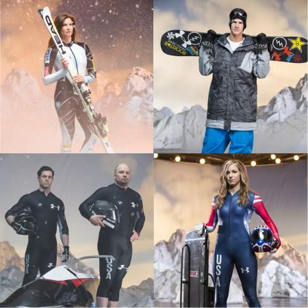 NBC Olympics snow sports