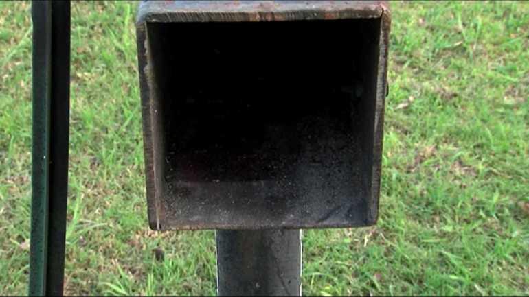 DA mailbox bomb inside