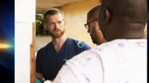 Dr. Kent Brantly, infected with Ebola virus