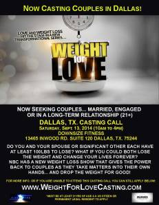 Dallas+Weight+For+Love+Flyer