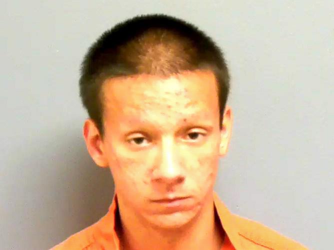 Isaiah Marin Courtesy: Payne County Jail