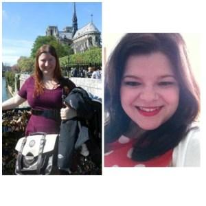 Heather Wilson (left), Jennifer Briggs (right)