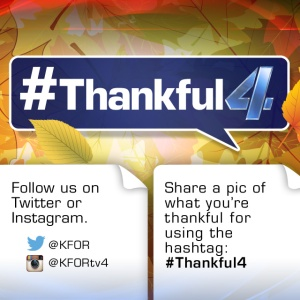 #Thankful4