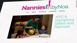 Noa Mintz has been heading up her own nanny agency, Nannies by Noa, since August, 2012. She has recently hired a CEO to head her company while she dedicates more time to high school work. Credit:Nanniesbynoa.com
