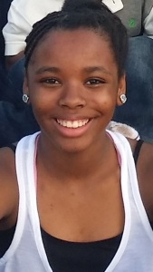 12-year-old Cautaveiona Arnold was last seen in the area of NW 23 St. and MacArthur on March 30.