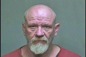 Vincent Strobel mug shot from a previous arrest