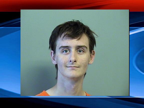 Robert Bever . Courtesy Tulsa County Jail