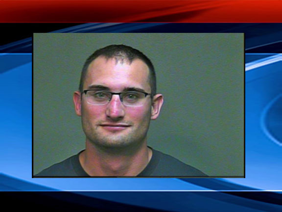 A Warr Acres police officer was arrested following an alleged fight.