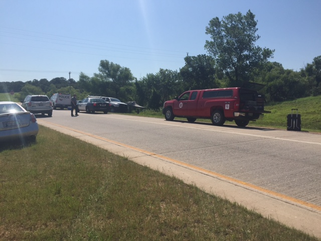 Human remains found near I-40 and Peebly Rd.
