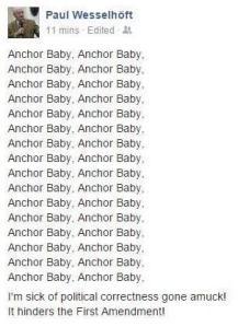 Anchor Baby FB