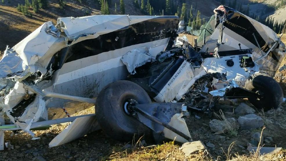 Edmond father Travis Hamilton was killed in a plane crash in Idaho. Photo: Bonneville County Sheriff's Office