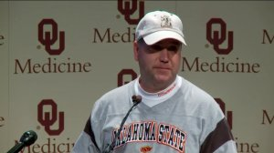 Mark McNitt, stepfather Leo Schmitz injured in OSU homecoming parade crash