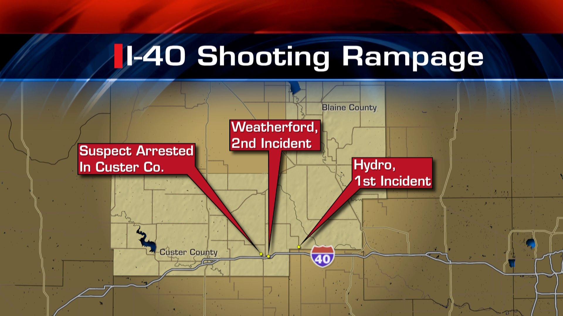 shooting rampage