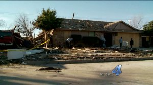 Neighbor of NW OKC home explosion