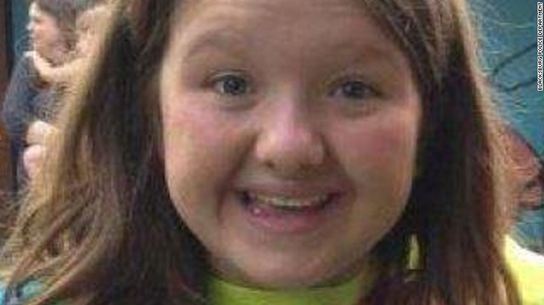 Nicole Madison Lovell, 13, had been missing since January 27.