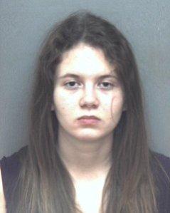 Natalie Keepers, Credit:Blacksburg Police Department
