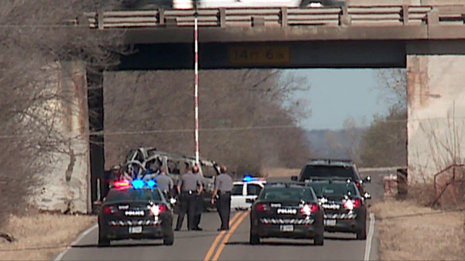Aubrey McClendon was killed in a fiery car crash March 2.