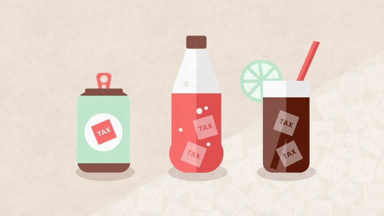 UK to charge soda tax on sugary drinks