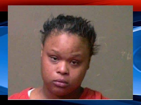 Briana Lee Oklahoma County Jail