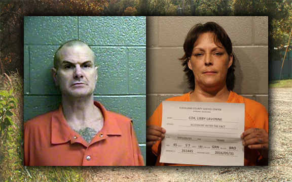 Bobby Lee Perkins, 51, and Libby Lavonne Cox, 45