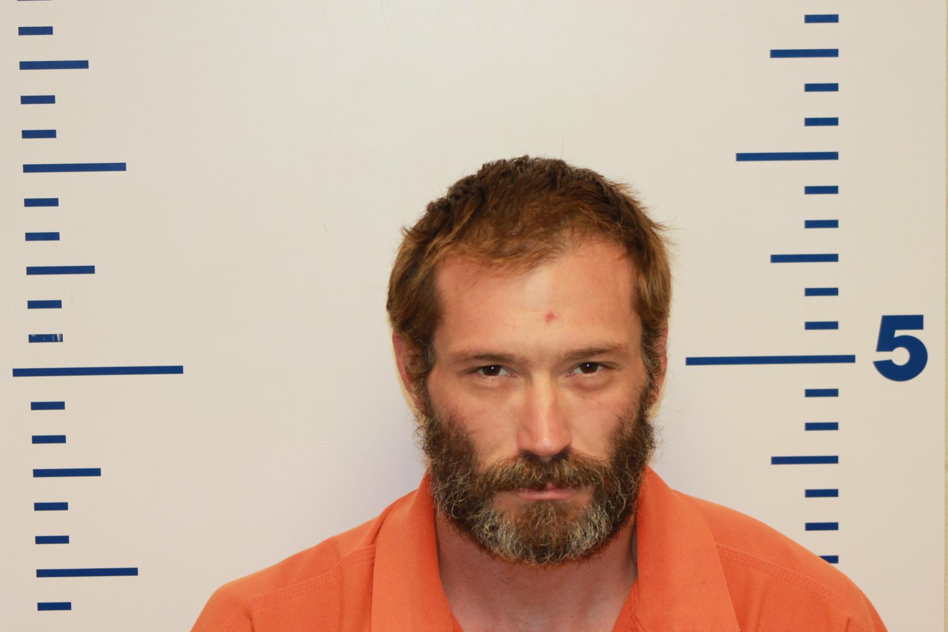 Christopher Wade Sheldon, Logan County Jail