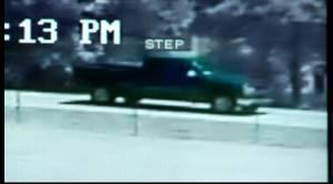 Surveillance Camera Car