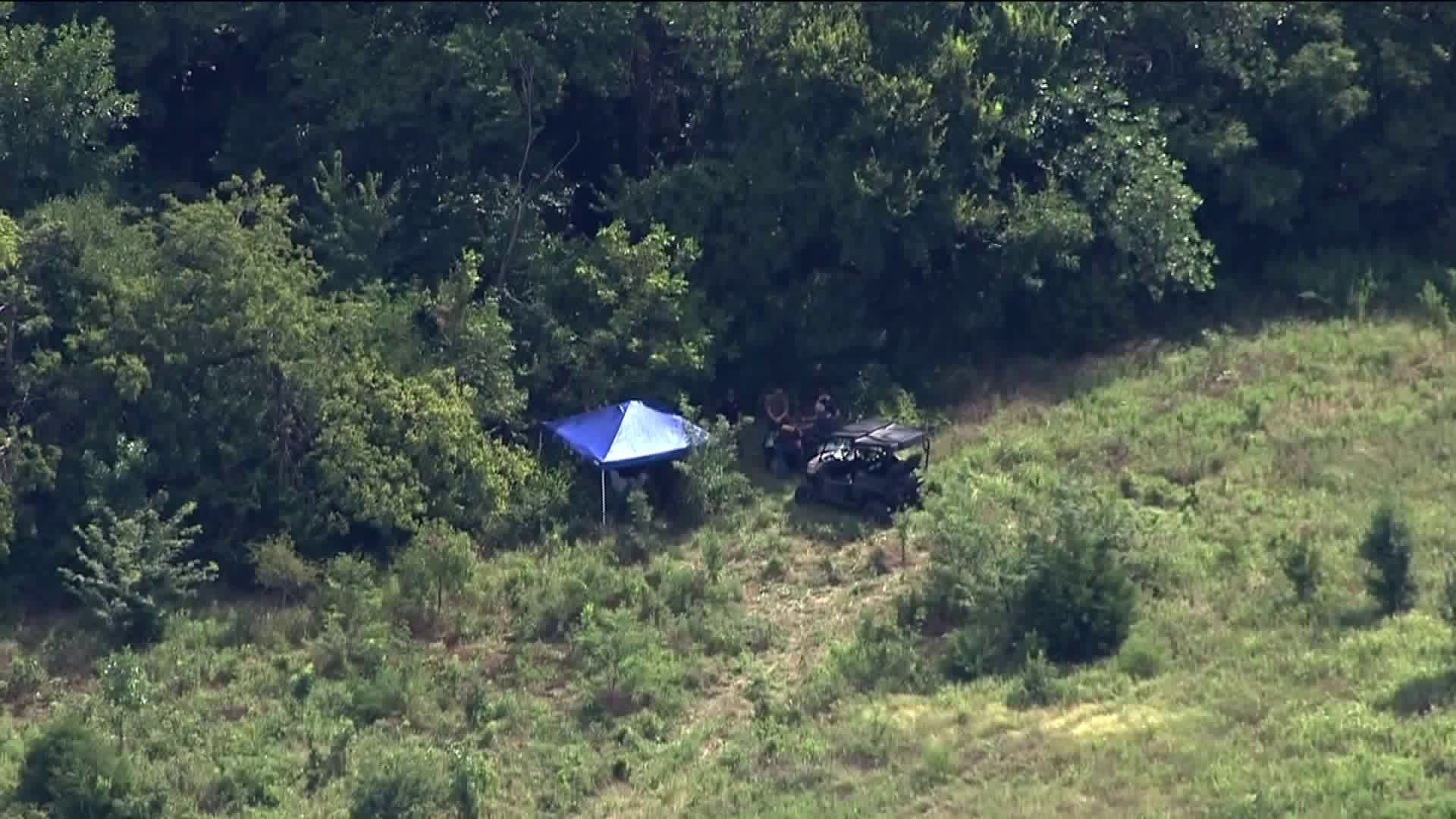 Missing skydiver's body found in Cushing.