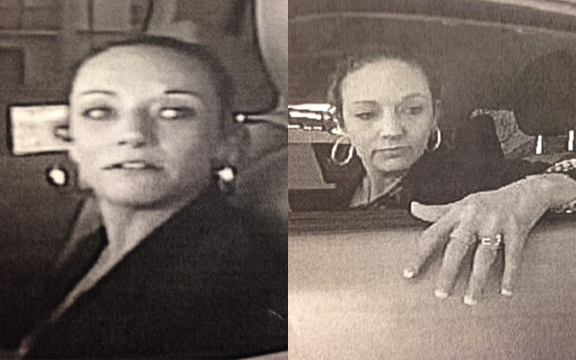Police say this woman used stolen photo identification to cash several stolen checks