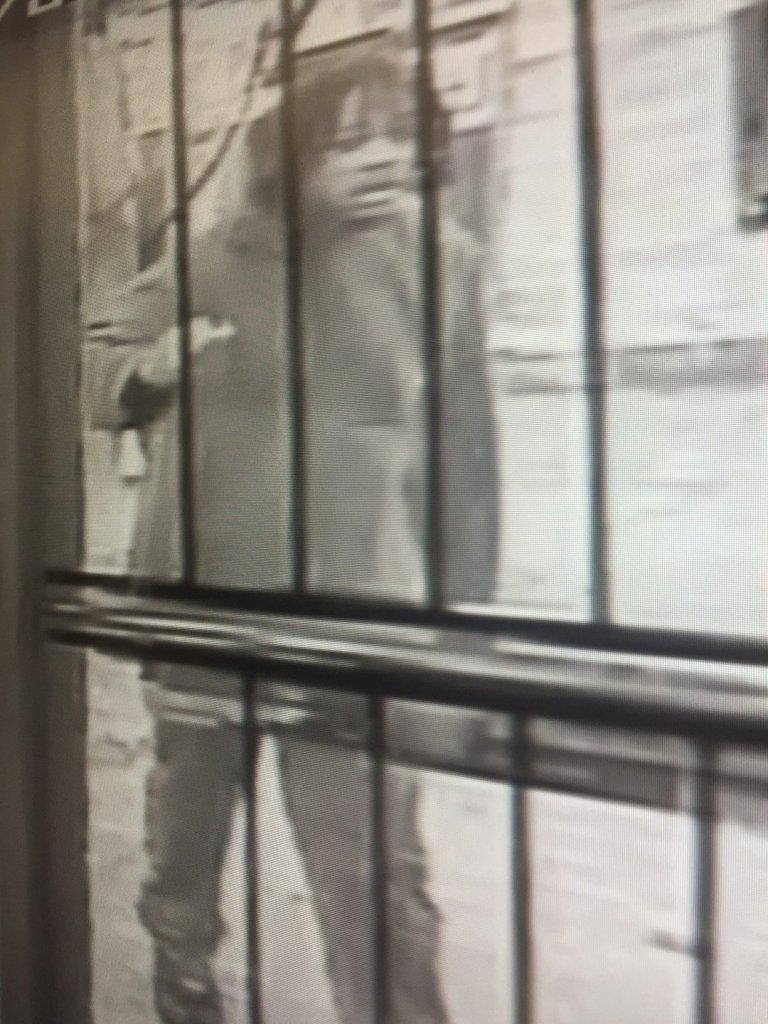 Midwest City murder suspect.