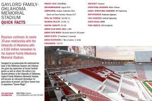 University of Oklahoma Stadium Facts!
