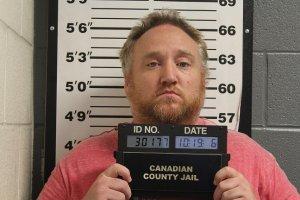 Michael Adkins, Canadian County Jail