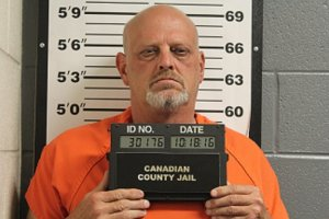 Roger Robinson, Canadian County Jail