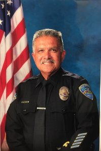 Officer Jose Gil Vega, a 35-year-veteran of the Palm Springs, California police department, was shot and killed on October 8, 2016.