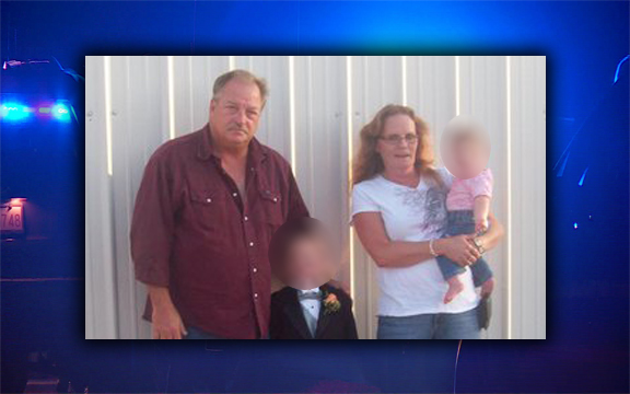 Authorities say the Wilksons were shot to death by their relative, Michael Vance