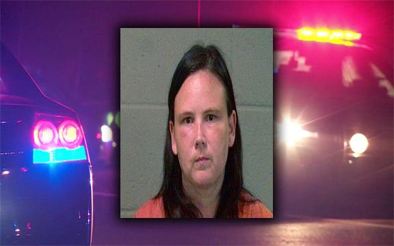 April Harden Roach, Oklahoma County Jail